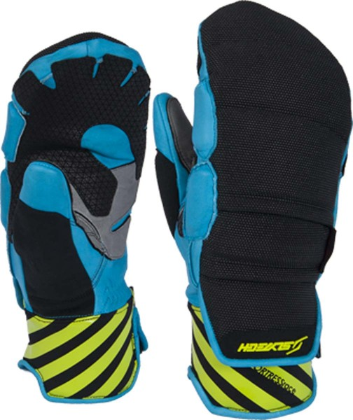 Handschuhe SLYTECH FORTRESS RACE MITTS blue